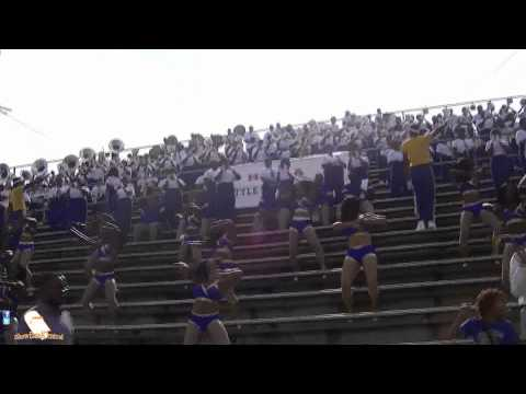 Albany State University- Fight Song & Im So Glad 2011