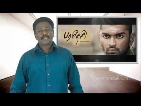 PARADESI Review, Budget Report & Insider News | Director Bala, Adharva | TamilTalkies