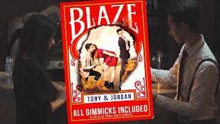 Blaze des French Twins Tony et Jordan - David Stone FISM 2015- Bigmagie