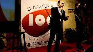 Cadena 100 Segovia (102.1 FM). Manu Carrasco y La Musicalité ( La Floresta) 30/11/2011