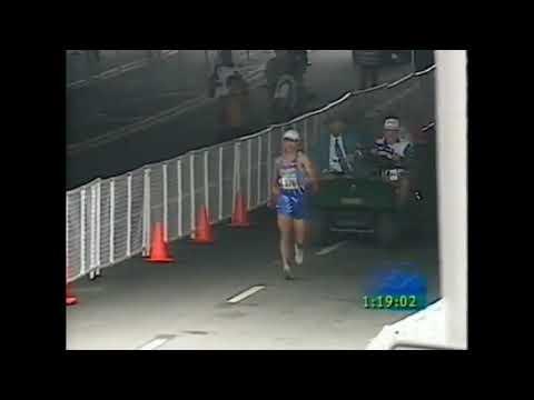 6181 Olympic 1996 20km Walk Men