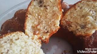 Tarçınlı  cevizli kek nasıl yapılır 👌tam kıvamında çok leziz 👍