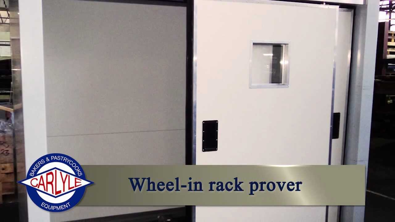 Wheel In Rack Prover For Professional Bakers Carlyle