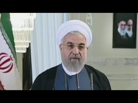 Rouhani: We will stick to our promises on nuclear deal
