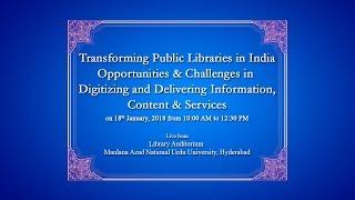 Transforming Public Libraries in India