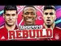 REBUILDING ABERDEEN!!! FIFA 19 Career Mode