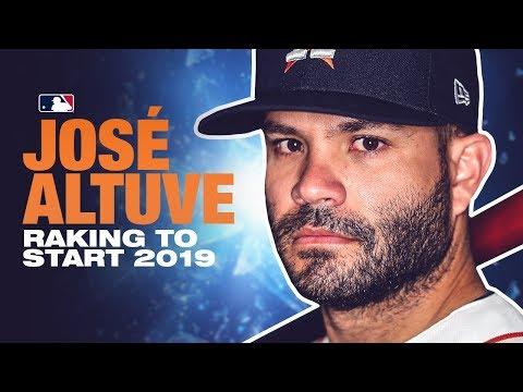 Jose Altuve Is on Fire