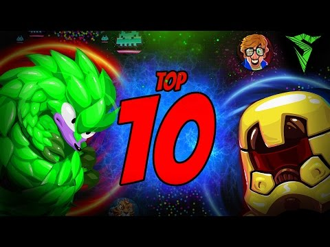 Agar.io - MY TOP 10 BEST MOMENTS (Sirius Top Agario Moments Compilation)