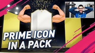 OMG WE PACK A PRIME ICON - FIFA 19 TOTY LIGHTNING ROUNDS PROMO PACKS !!!!