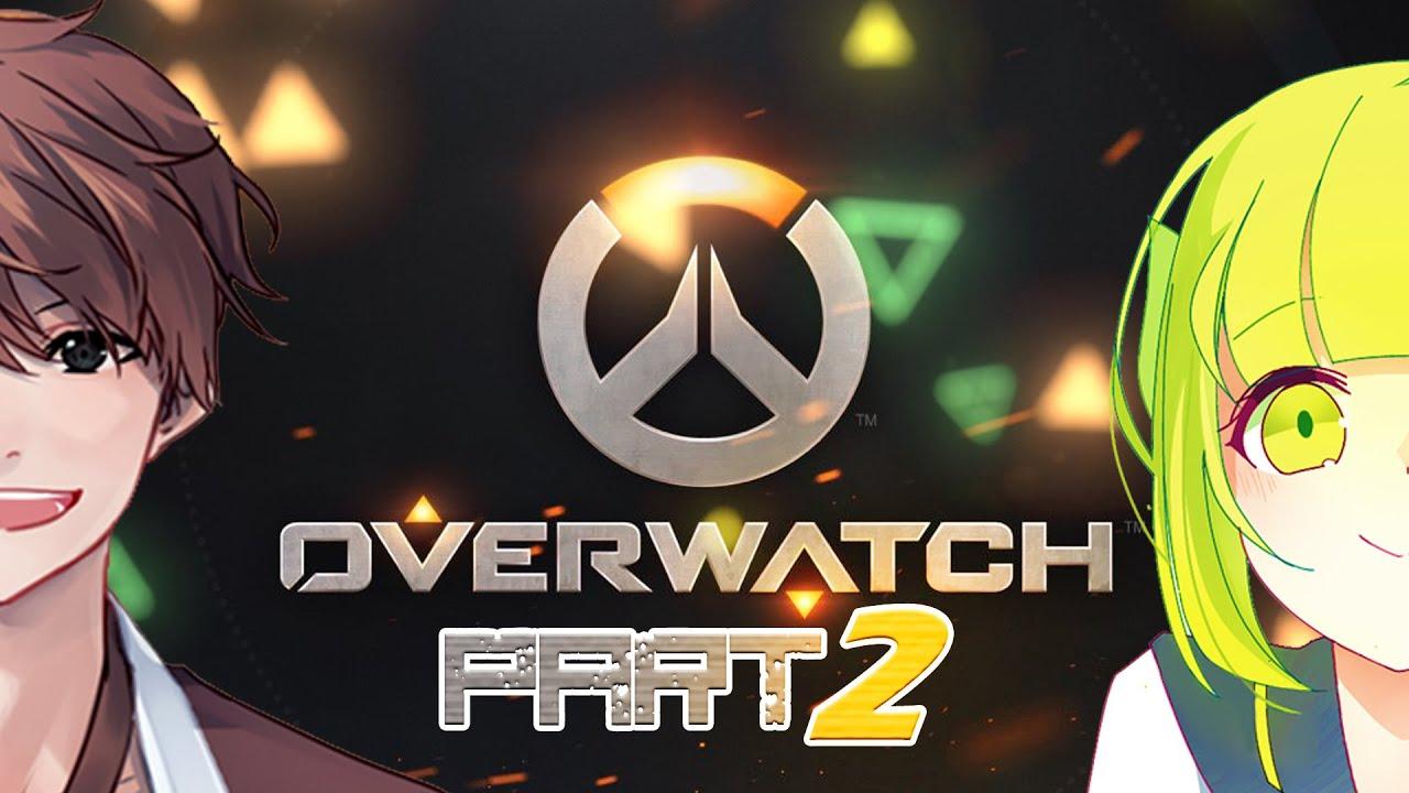 Overwatch triple x part 2