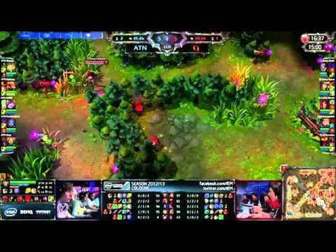 ALTERNATE vs CJ Entus   IEM Cologne   League of Legends   YouTube