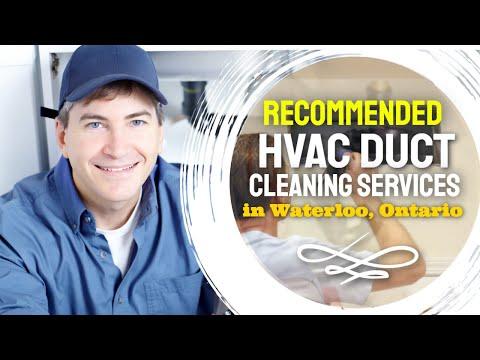 HVAC Duct Cleaning Waterloo Ontario
