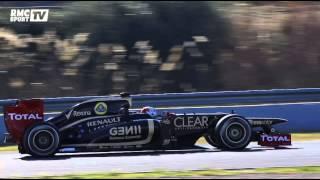"""F1 / GP de Hongrie- Grosjean : """"Toutes les options sont envisagées"""" 25/07"""
