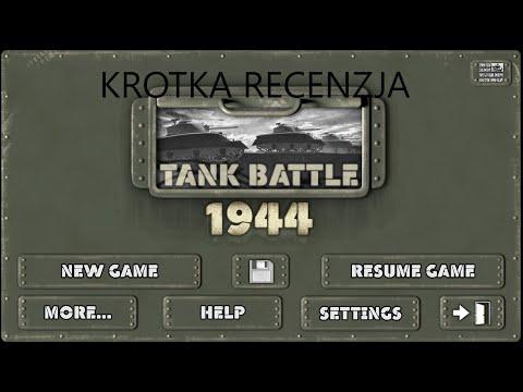 Zagrajmy TANK BATTLE 1944 |