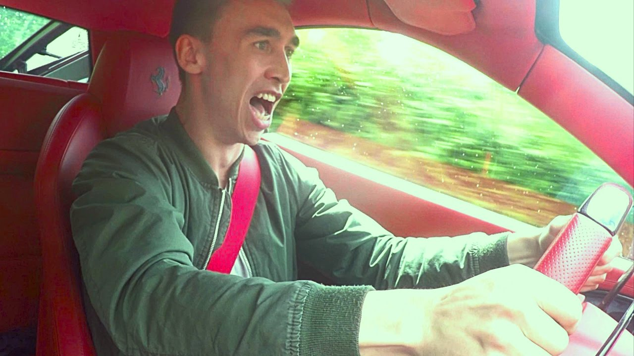 Первый раз за рулем Феррари / Ferrari 458 Italia Test-Drive