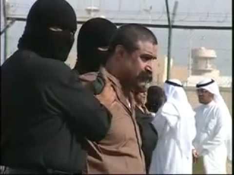 إعدام 3 اشخاص من بينهم سعودي في الكويت - مباشرة على الهواء
