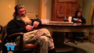 Phil & Kay Robertson talk about their marriage