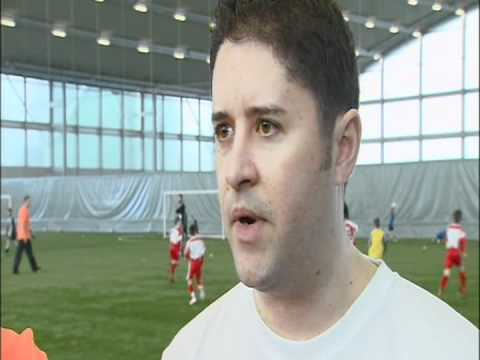 SKY SPORTS SJB Camps and Charlie Miller FA interview