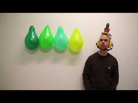Bizarre D.I.Y. Balloon-Destroying Devices by Jan Hakon Erichsen | Colossal