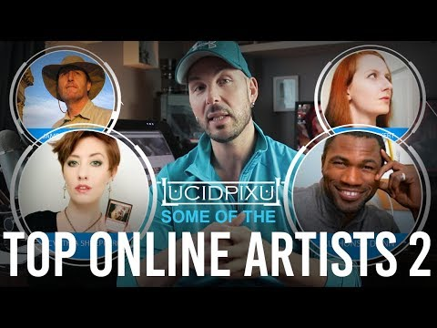 Some Of The TOP ARTISTS ONLINE You Need To Follow P2 - BTS Episode 04