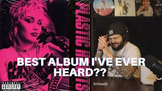 Miley Cyrus   Plastic Hearts Album REACTION!!