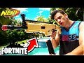 REAL FORTNITE SCAR NERF GUN! ($1000 NERF GUN)
