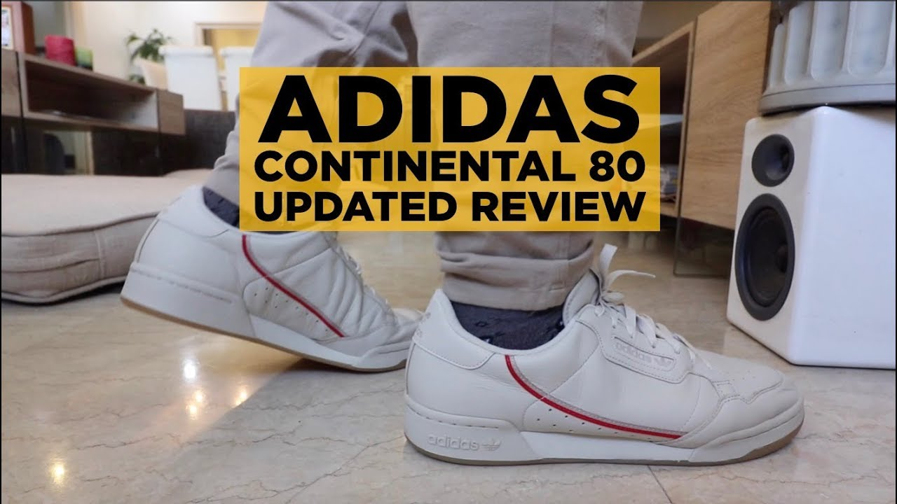 ADIDAS CONTINENTAL 80 UPDATED REVIEW AFTER 6 MONTHS (PROS & CONS)