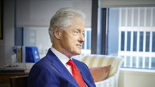 Bill Clinton on Hillary's struggle to reach working-class voters