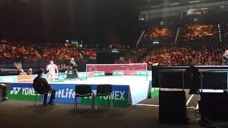 lin dan vs chen long all england badminton 2015 sf part 3 20150307 141049