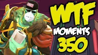 Dota 2 WTF Moments 350