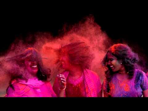 HOLI - the Festival of Colors - (state of Gujarat India)