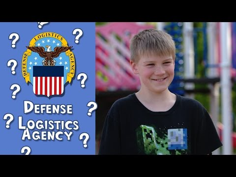 What is the Defense Logistics Agency? (Open-Captioned)