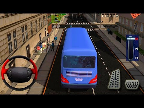 Bus Driver 2017 3D - Best Android Gameplay HD