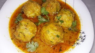 Mazedar Arvi ke Koftay | Unique Recipe | Jhatpat arvi kofta recipe by Cooking with shabana