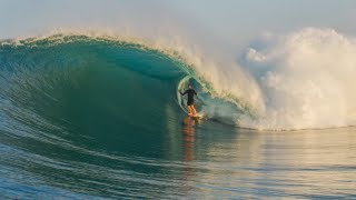 THIS IS WHAT STEPOFFS AT A HUGE BEACH BREAK IS LIKE!!