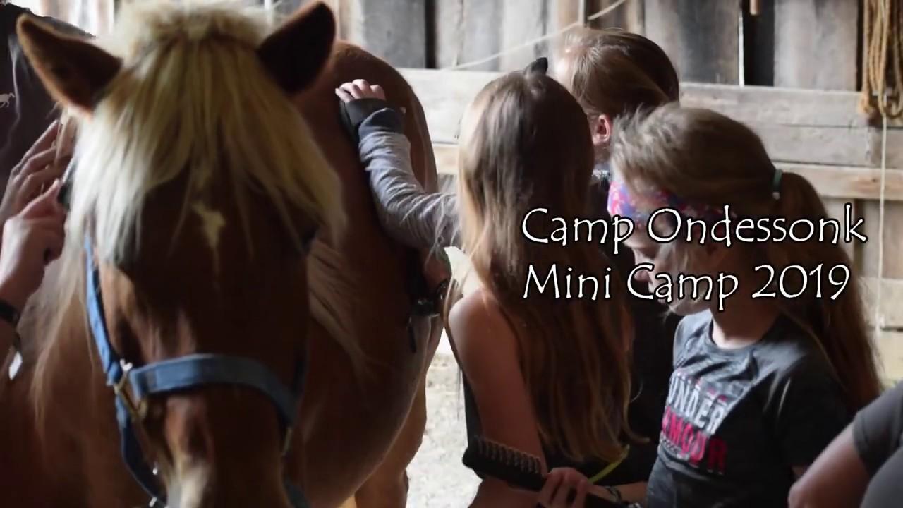 Camp Ondessonk Mini-Camp 2019
