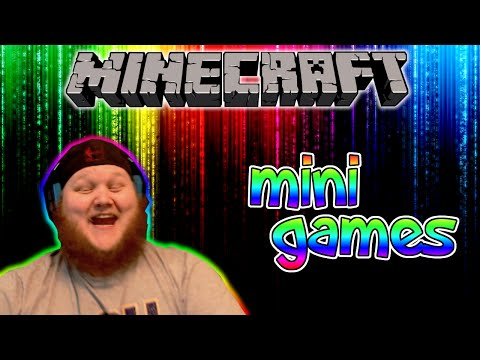 Minecraft | MINIGAMES WITH THE YESMEN | #TRIGGERED