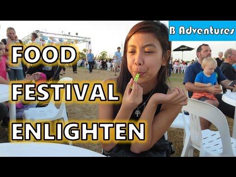 Enlighten Festival & Food Market Part1, Filipina Friends, Filipinos in Australia