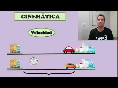 Cinemática (2ºESO) Clase 1
