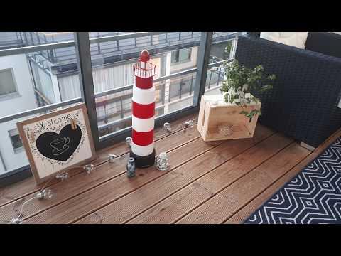 DIY Lighthouse - Home-made crafts