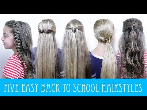 hair styles for back to school pretty hair is hairstyle tutorials 3063