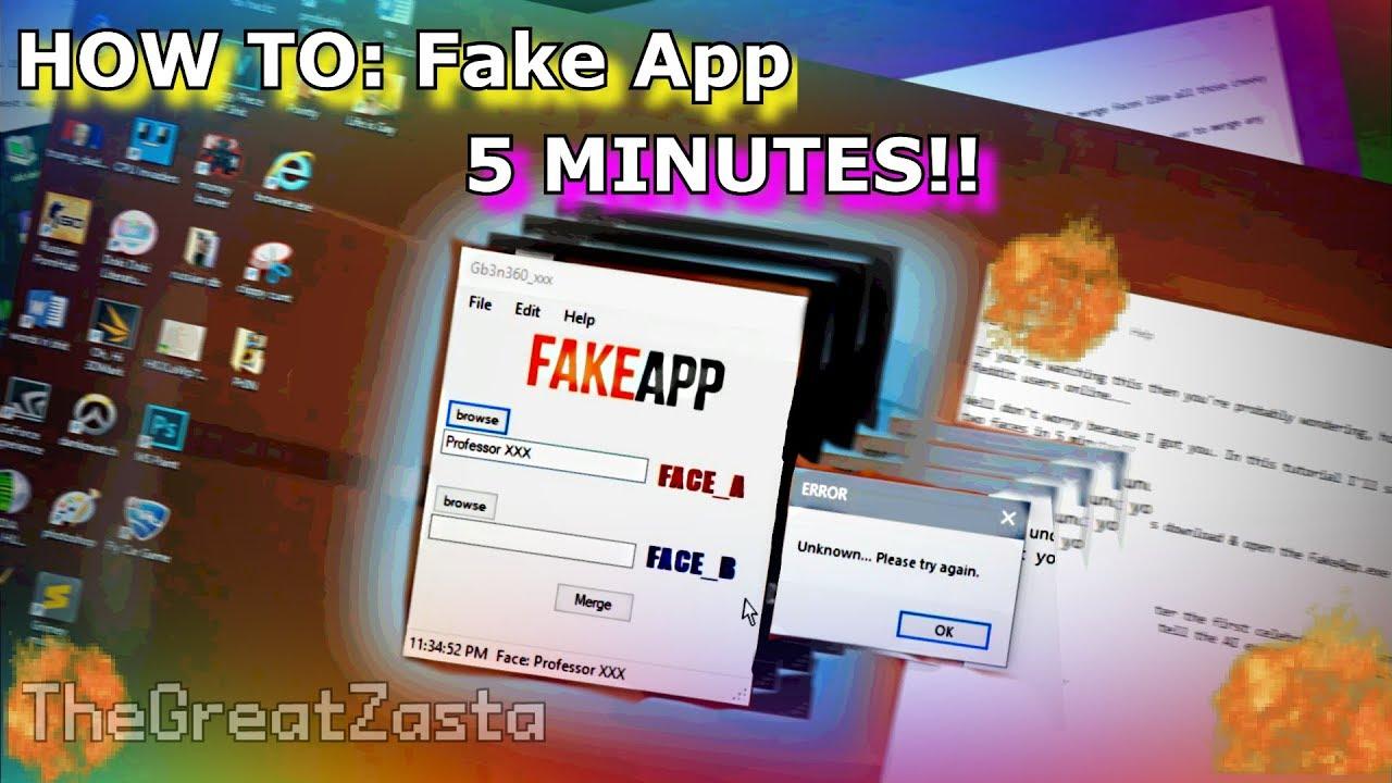 Tutorial fake app video 10 Best
