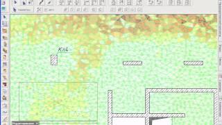 САПФИР Конструкции 2.0 - Армирование плиты(Визуализация армирования плиты по результатам расчета, выполненного в ПК ЛИРА-САПР 2011., 2011-12-09T08:47:19.000Z)