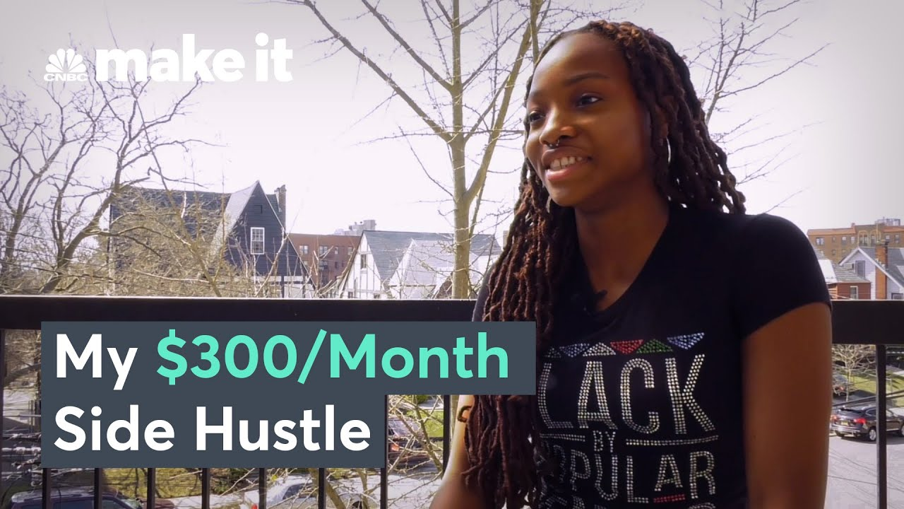 Download How This College Student Built Her $300/Month Side Hustle