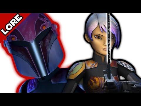 Star Wars Lore Episode CLXXII (172) – The Backstory of Sabine Wren