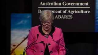 Economic overview: Karen Schneider, ABARES