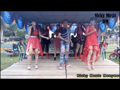 Nicky Musik Vj Sarah Faet Vj Pingky, Ini Rindu Dj Mantok 20m17