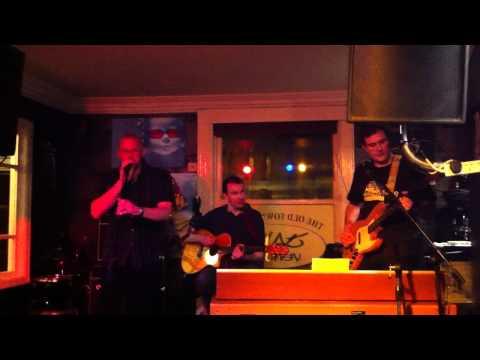 The Leather KEKS Richie LK Toast Nick  Frightened Rabbit  set you free Jam Venue Warrington