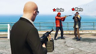 Every GTA Online Server Ever..