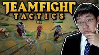 Teamfight Tactics - First look at Riot's New Auto-Chess!